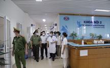 Phong tỏa Bệnh viện K Trung ương