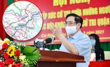 """Giao thông miền Tây và """"chương trình hành động"""" của Thủ tướng Phạm Minh Chính"""