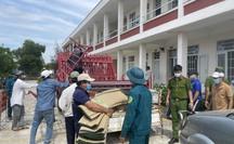 Chiến sĩ Sư đoàn BB315 mắc Covid-19, Quảng Nam xác định 46 F1