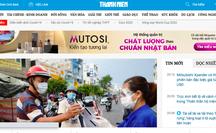 Báo điện tử Pháp luật TP HCM, Thanh Niên bị tấn công mạng gây gián đoạn truy cập