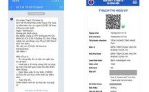 Người dân TP HCM sẽ được nhắn tin mời đi tiêm vắc-xin Covid-19