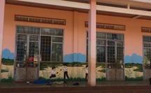 Thi thể cô gái phân hủy trong phòng học: Bảo vệ vô tình khóa trái cửa?