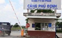 Công an TP HCM điều tra dấu hiệu sai phạm tại Công ty CP Cảng Phú Định