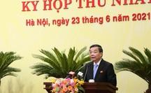 Ông Chu Ngọc Anh tái đắc cử Chủ tịch UBND TP Hà Nội
