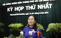 TP HCM: Bầu chức danh Chủ tịch HĐND TP, Chủ tịch UBND TP trong hôm nay