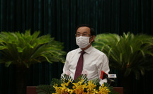"""Bí thư Nguyễn Văn Nên nhắc HĐND TP HCM """"bài học đắt giá ở Thủ Thiêm"""""""