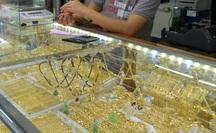 Giá vàng hôm nay 25-6: Trong nước đắt hơn thế giới 7,6 triệu đồng/lượng