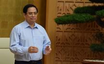 Thủ tướng chủ trì họp về cấp phép khẩn cấp vắc-xin Nanocovax