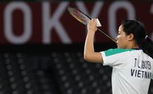 CẬP NHẬT Olympic Tokyo ngày 26-7: Thùy Linh làm khó tay vợt số 1 thế giới Tai Tzu Ying