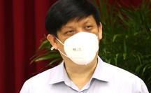"""Bộ trưởng Nguyễn Thanh Long: """"Thực hiện Chỉ thị 16 càng nghiêm thì càng đỡ lây nhiễm"""""""