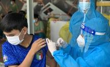 TP HCM bắt đầu đợt tiêm vắc-xin ngừa Covid-19 đợt 6