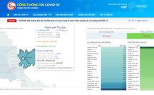 Chú ý: Biết tất tần tật thông tin Covid-19 ở TP HCM qua Cổng thông tin Covid-19
