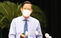 """NÓNG: TP HCM  kiến nghị Thủ tướng cho phép """"mở cửa"""" theo quy định riêng"""