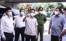 Phó Thủ tướng: Việc cần làm ngay là cho người dân tự lấy mẫu test nhanh SARS-CoV-2