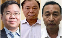 Khai trừ khỏi Đảng 3 ông Nguyễn Hoài Nam, Lê Tấn Hùng, Tề Trí Dũng