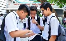TP HCM: Công bố điểm chuẩn lớp 10 ngày 20-8, lớp 10 chuyên ngày 10-8