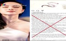 """VTV gọi tên sao Việt trong phóng sự """"Nghệ sĩ và văn hóa ứng xử"""""""