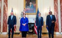 Chủ tịch Trung Quốc lên tiếng về liên minh Mỹ - Anh - Úc