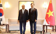 Việt Nam - Hàn Quốc phấn đấu đạt kim ngạch 100 tỉ USD