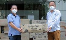 """Kiều bào tại Trung Quốc ủng hộ hơn 124 triệu đồng cho chương trình """"Tình thương cho em"""""""