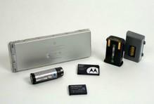 Pin điện thoại di động có thể gây cháy nổ xe rác