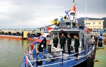 Bàn giao tàu tuần tra ST 220-03
