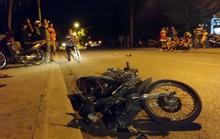 Phóng nhanh, thiếu niên tử vong khi đấu đầu ô tô
