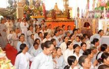 Hàng ngàn người dự Đại lễ cầu siêu anh hùng liệt sỹ và binh phu Hoàng Sa