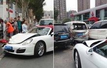 Lần đầu lái Porsche mất hơn 5 tỉ đồng
