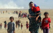 Làng thiểu số Yazidi ở phía Bắc Iraq bị IS tàn sát