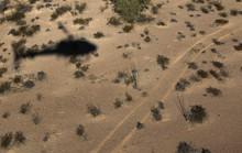 Trực thăng Mexico vượt biên giới, bắn đặc vụ Mỹ