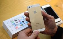 iPhone 5S chững giá, bán chậm ở Việt Nam