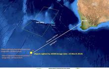 Vệ tinh Pháp phát hiện 122 vật thể nghi của MH370