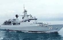 Tàu chiến Malaysia mất tích