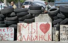 Ukraine: Lực lượng ly khai thừa nhận chạy khỏi thành trì Slavyansk