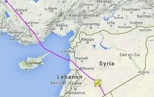 Né Ukraine, Malaysia Airlines bay qua... Syria