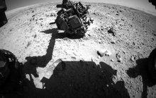 Phát hiện vệt sáng bí ẩn trên sao Hỏa