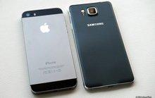 Chọn Samsung Galaxy Alpha hay iPhone 5s?