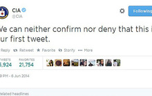 """CIA """"chường mặt"""" lên Facebook và Twitter"""