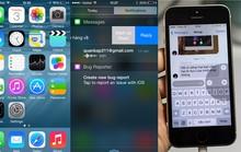 iFan Việt Nam thích thú thử iOS 8 beta