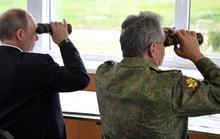Tổng thống Putin ra lệnh tập trận bất ngờ ở Quân khu trung tâm