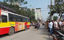 Hà Nội: Nữ nhà báo Đài tiếng nói Việt Nam bị xe buýt cán chết
