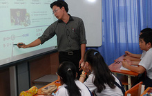 Đừng quá lạm dụng công nghệ dạy học