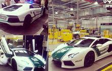 Sang như cảnh sát Dubai