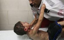 Nỗi đau của trẻ em ở Gaza