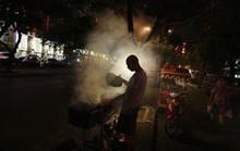 Bắc Kinh cấm nướng thịt ngoài trời