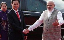 Phát triển toàn diện quan hệ Việt - Ấn