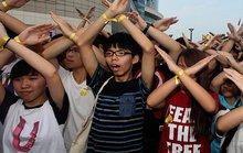 Mỹ, Anh bị tố kích động Hồng Kông