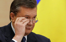 Ukraine: Ông Yanukovych ôm 32 tỉ USD sang Nga