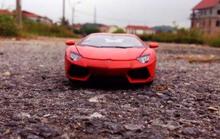 Chi tiền tỉ chơi xe mô hình